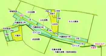 内藤新宿・太宗寺3(内藤新宿・安政年間=1850年代).jpg